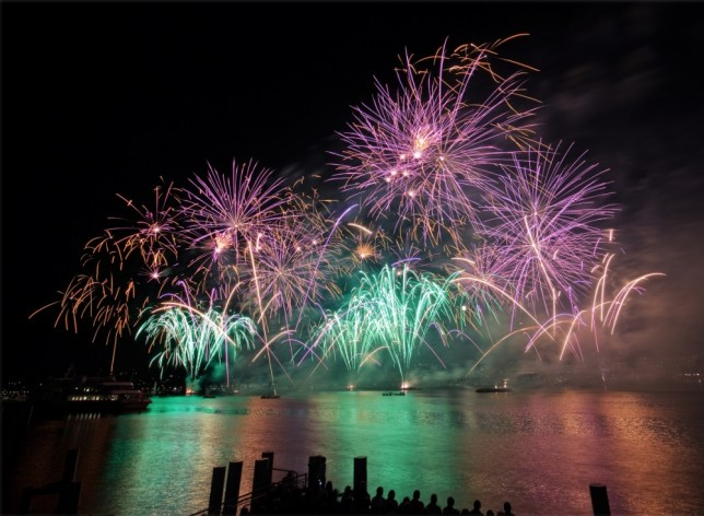 Montreux Jazz Festival takes place over 16 days on the Swiss Riviera (Picture: David Freeman/Geneve Tourisme)
