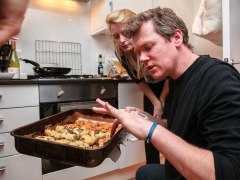 Jamie Oliver lends chef Arthur Potts Dawson to Metro for Food Revolution Day