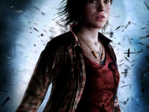 Ellen Page's character in Beyond: Two Souls is taking gaming to a whole new level