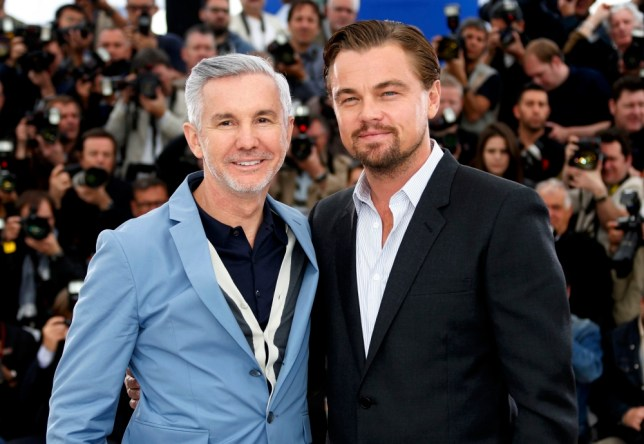 Director Baz Luhrmann (L) and cast member Leonardo DiCaprio pose during a photocall for the film 'The Great Gatsby' before the opening of the 66th Cannes Film Festival in Cannes May 15, 2013. The 66th Cannes Film Festival will run from May 15 to May 26.           REUTERS/Eric Gaillard (FRANCE  - Tags: ENTERTAINMENT)