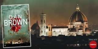 Dan Brown competition – Win a holiday for two to Florence