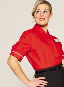 Bra wars: Virgin Trains workers threaten strike action over 'skimpy' uniforms