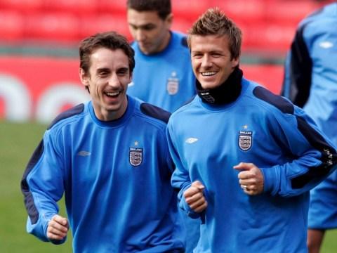 Gary Neville: Iconic David Beckham was a brand apart