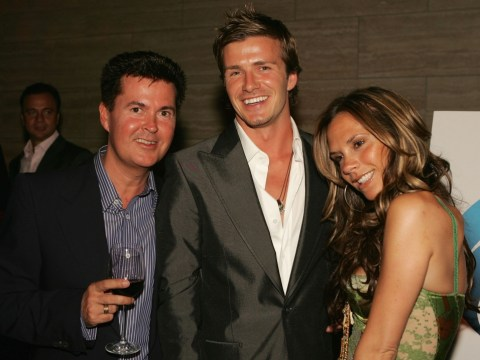 Why David Beckham owes much to Simon Fuller