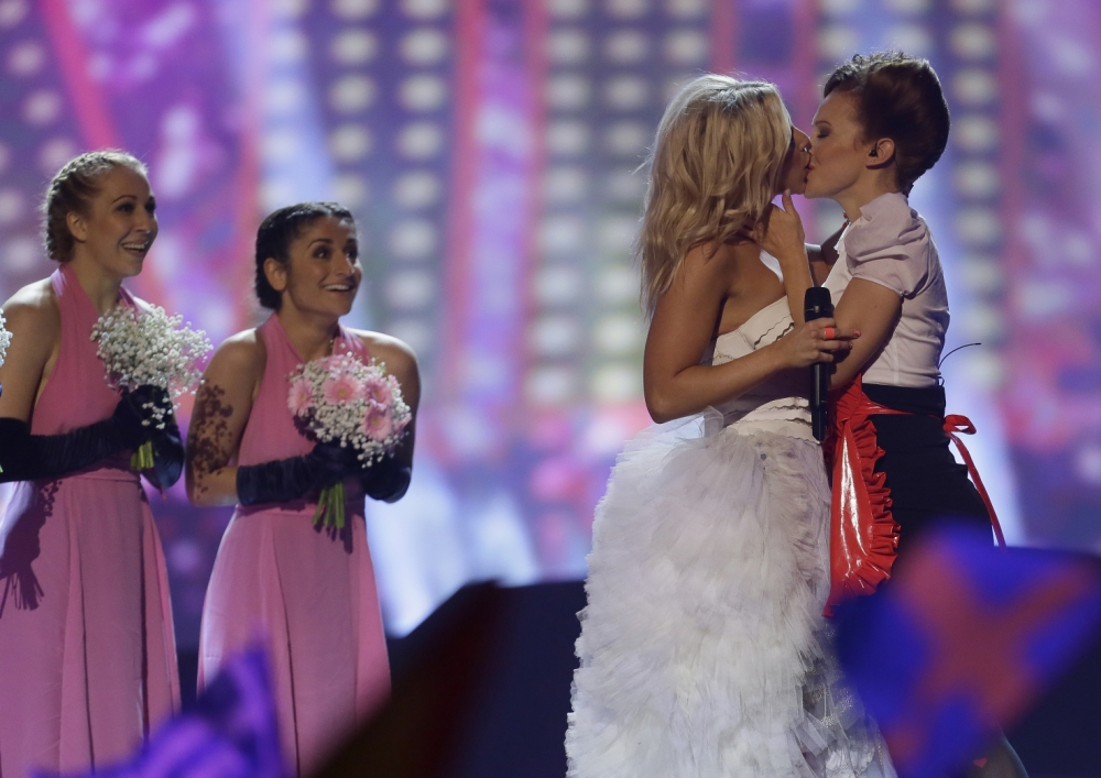 Gallery: Eurovision Song Contest 2013 semi final 2