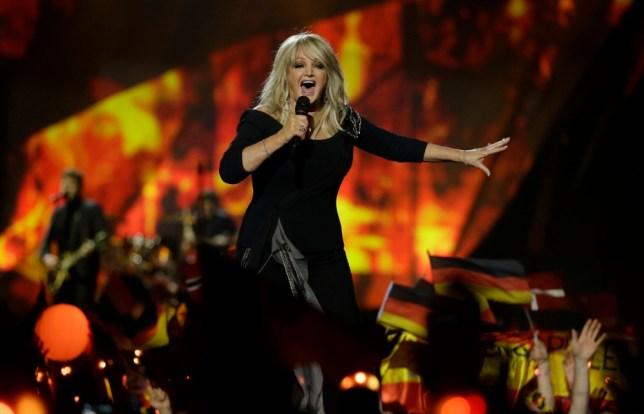 Bonnie Tyler: Eurovision