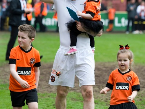 Jon Daly leaves Dundee United for two-year contract with Rangers
