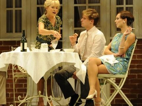 Felicity Kendal excels in Ayckbourn's Relatively Speaking