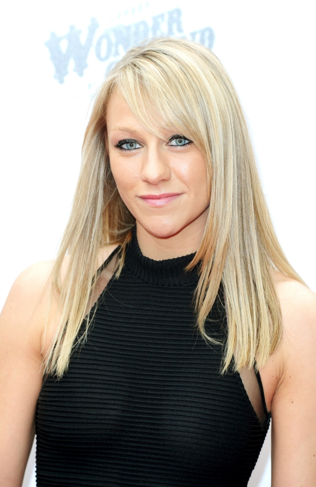 Chloe Madeley arrives at the opening night of LIMBO at the London Wonderground Festiival held at the South Bank in London. PRESS ASSOCIATION Photo. Picture date: Monday May 20, 2013. Photo credit should read: Ian West/PA Wire
