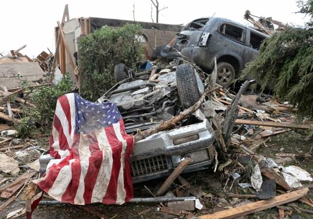 Monster tornado kills dozens in Oklahoma City