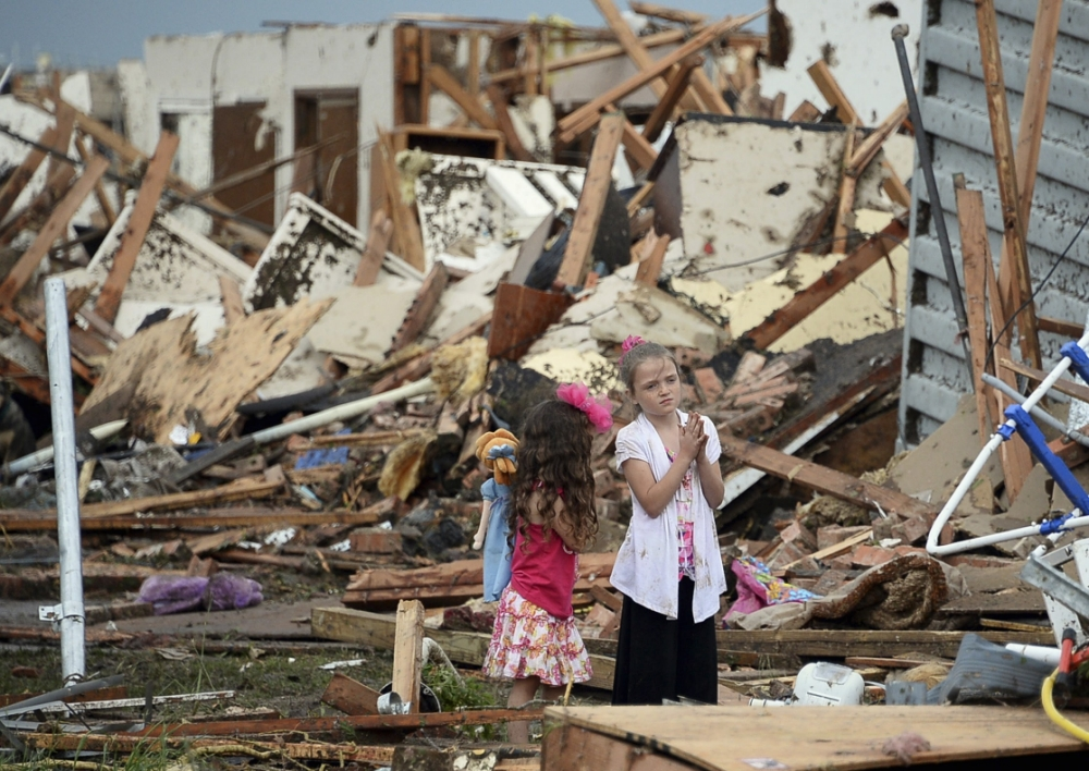 Gallery: Tornado devastates Oklahoma City suburb of Moore