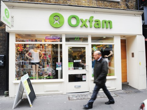 Tax dodgers are 'cheating poor out of £100bn', says Oxfam