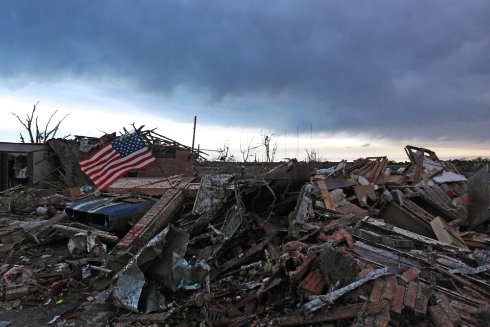 'We have good news' – death toll from Tornado in Oklahoma City suburb Moore lowered