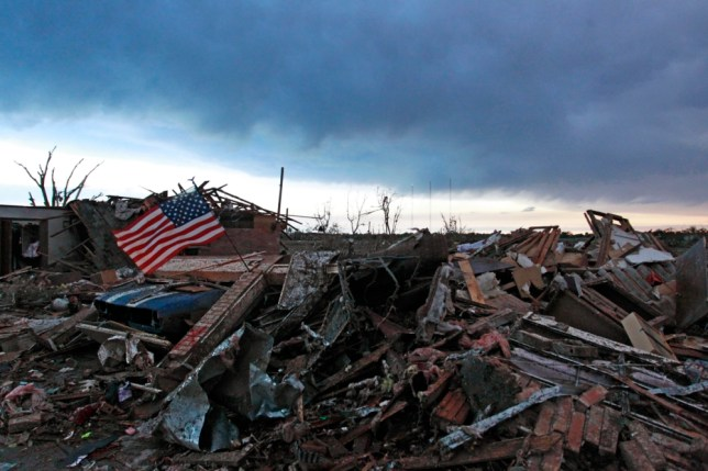 'We have good news' - death-toll from Tornado in Oklahoma City suburb Moore lowered