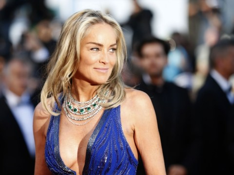 Sharon Stone denies she will ever go under the knife, saying: 'I will not have a face lift'