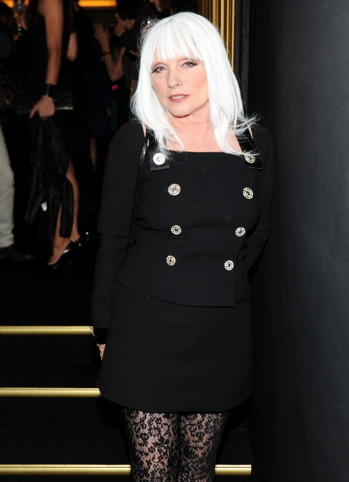Debbie Harry: Blondie want to keep playing, so why not?