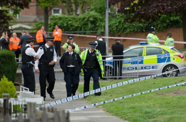 Man wearing Help For Heroes T-shirt hacked to death by knife-wielding assailants in Woolwich