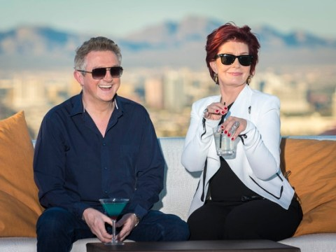 Louis Walsh shrugs off Cheryl Cole's X Factor 'snub': 'I'll be back and I'm bringing Sharon Osbourne with me'