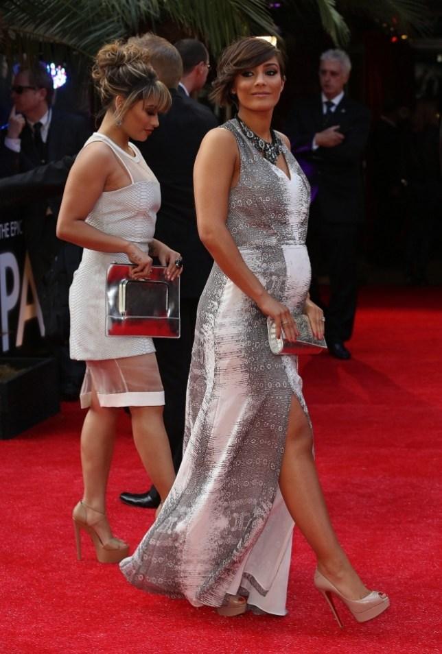 Frankie Sandford and Vanessa White