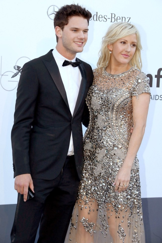 CAP D'ANTIBES, FRANCE - MAY 23:  Jeremy Irvine and Ellie Goulding arrives at amfAR's 20th Annual Cinema Against AIDS at Hotel du Cap-Eden-Roc on May 23, 2013 in Cap d'Antibes, France.  (Photo by Michel Dufour/French Select via Getty Images)