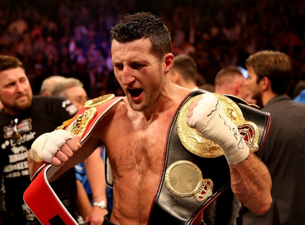 Carl Froch summons Andre Ward for England rematch after defeating Mikkel Kessler