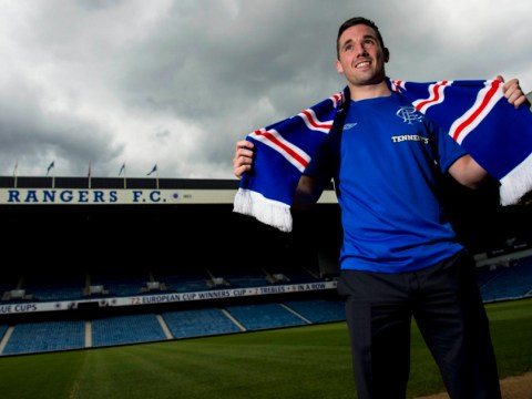 Nicky Clark sold on Rangers move by Ibrox atmosphere