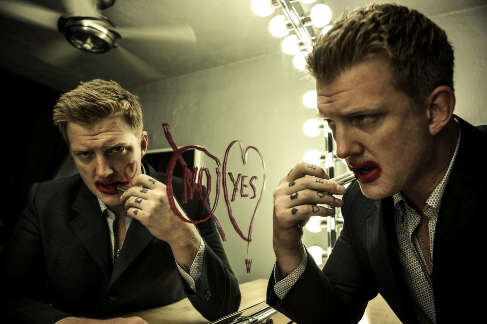 Josh Homme: Jay Z tried to make me pose with his champagne, so I destroyed it