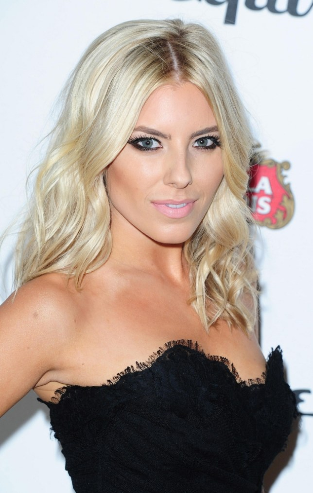 Mollie King arriving at the Esquire and Stella Artois party, to launch the Esquire Your Life supplement at Somerset House, London. PRESS ASSOCIATION Photo. Picture date: Wednesday May 29, 2013. Photo credit should read: Ian West/PA Wire