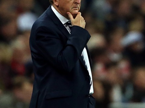 Roy Hodgson: I'm not planning a return to the 'Dark Ages' with England formation
