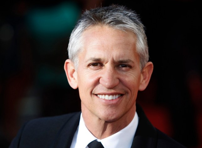Presenter and former footballer Gary Lineker arrives for the British Academy Television Awards 2009 at the Royal Festival Hall in London April 26 2009. REUTERS/Luke MacGregor (BRITAIN ENTERTAINMENT) - RTXEGJB