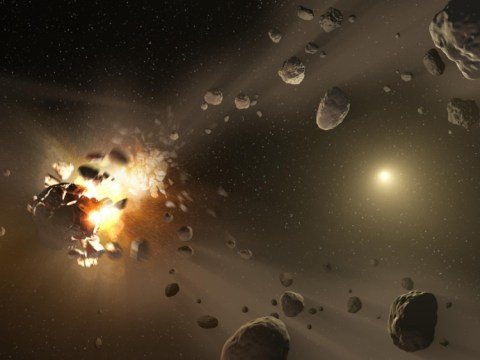 Relax, you're officially safe: Giant asteroid will fly safely past Earth tonight