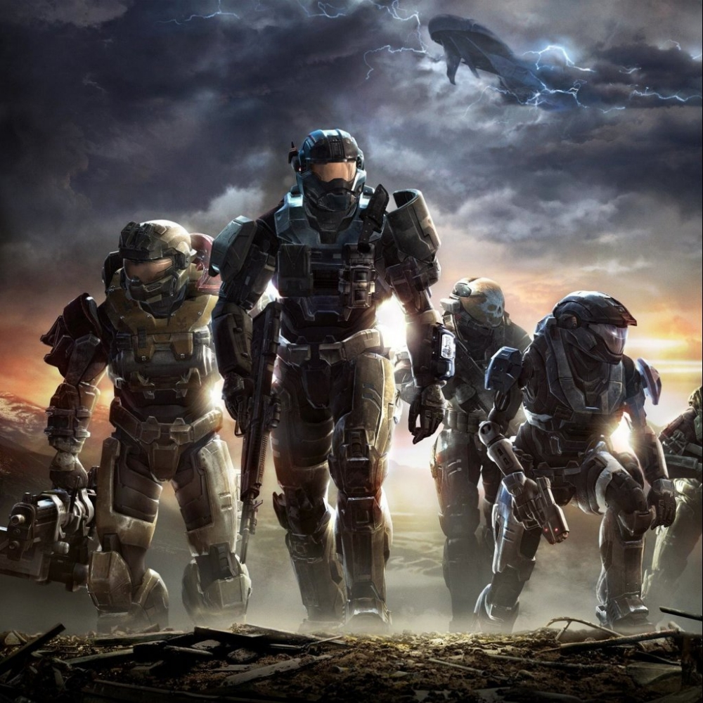 Steven Spielberg to produce Halo television series