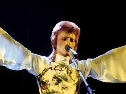 David Bowie named best-dressed Briton in history