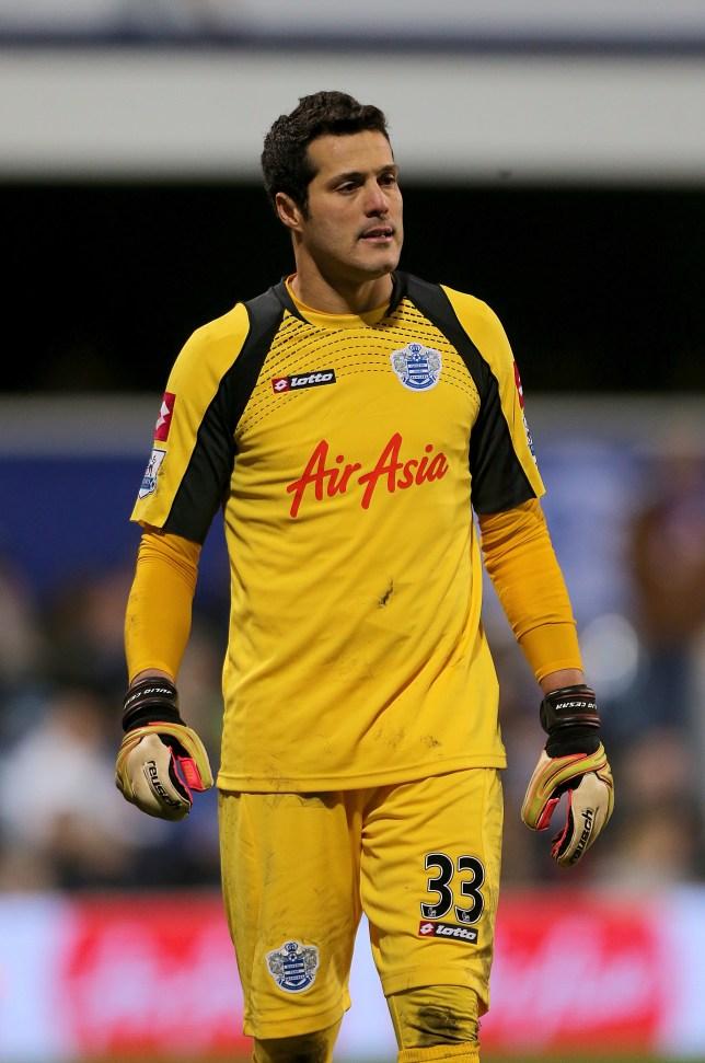 Soares Julio Cesar, Queens Park Rangers goalkeeper