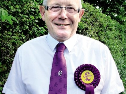 Ukip councillor Eric Kitson quits after posting anti-Muslim jokes on Facebook