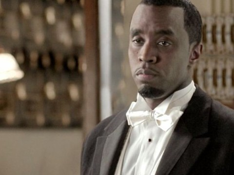 P Diddy's 'Downton Abbey role' sees rapper encourage Maggie Smith lesbian kiss