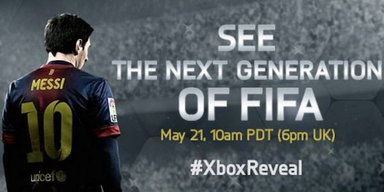 EA isn't messin' (sorry) about when it comes to the Xbox unveiling