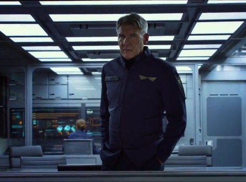 Ender's Game: Harrison Ford stars in first trailer for sci-fi novel adaptation