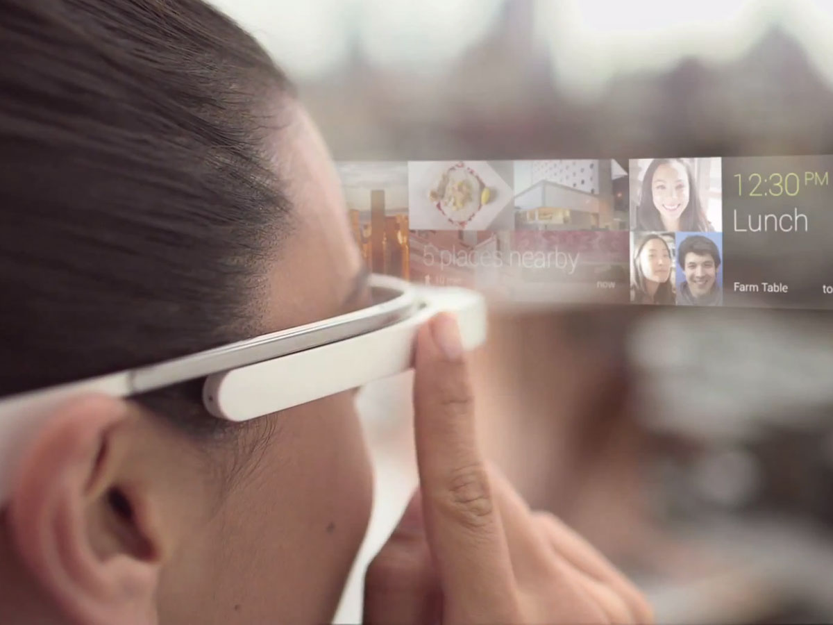 Someone is developing a Google Glass app for use during sexual intercourse