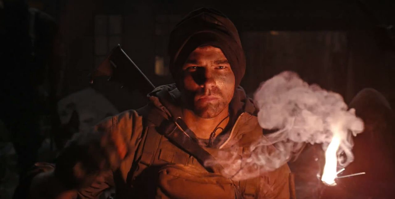 Call Of Duty: Ghosts – what's the betting the collector's edition comes with a balaclava this year?