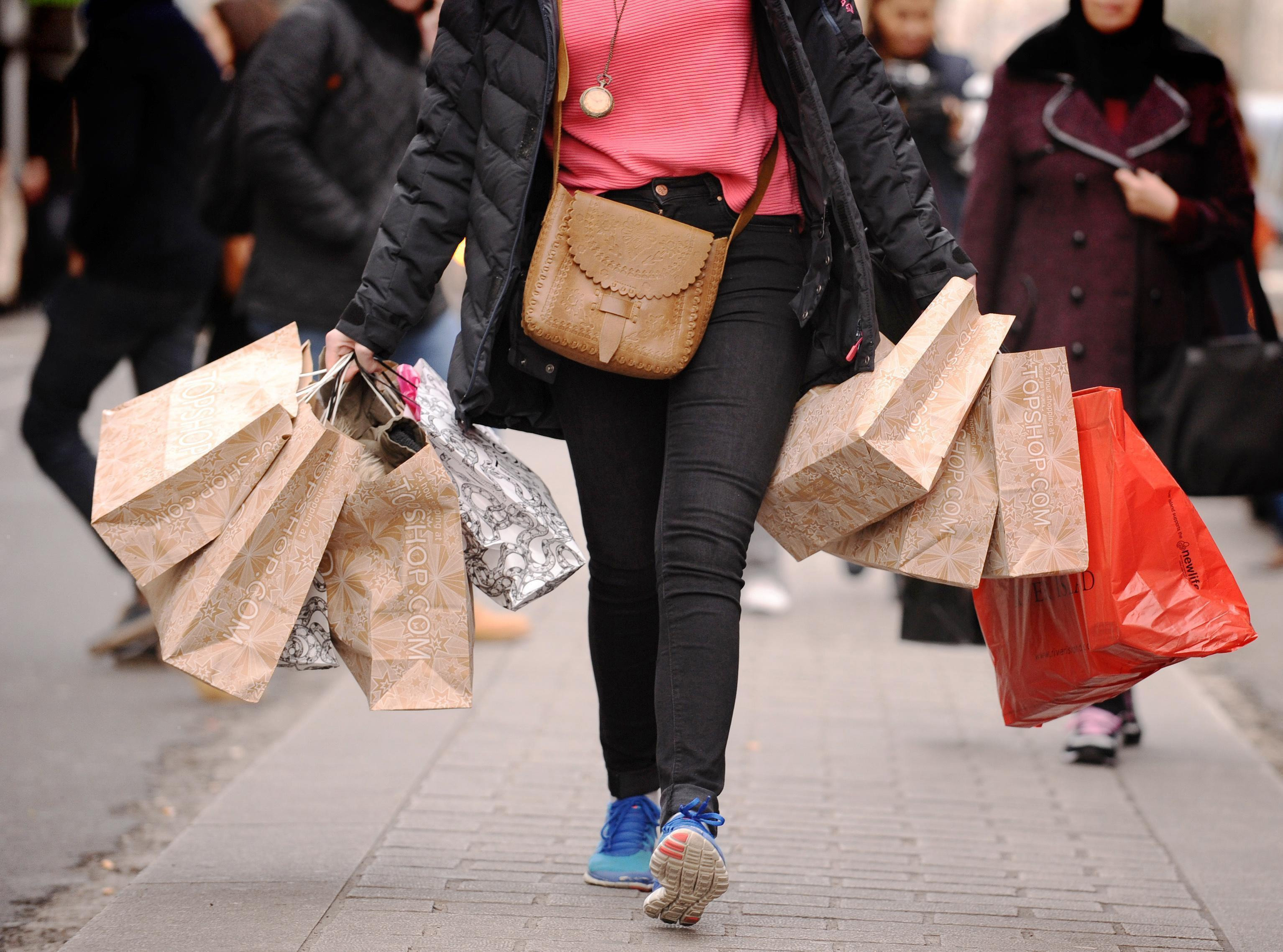 Three-quarters of shoppers feel pressured to find a bargain