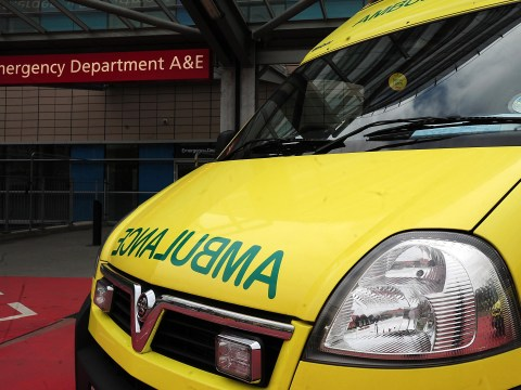 Number of ambulances turned away from A&E up by a quarter