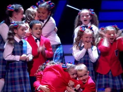 Britain's Got Talent third semi-final: Luminites and Pre-Skool go through