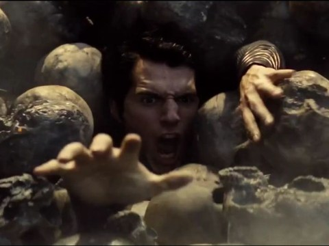 Yet another Man of Steel trailer, and the most action-packed yet