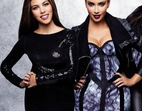 Kardashians catch on to fashion sense