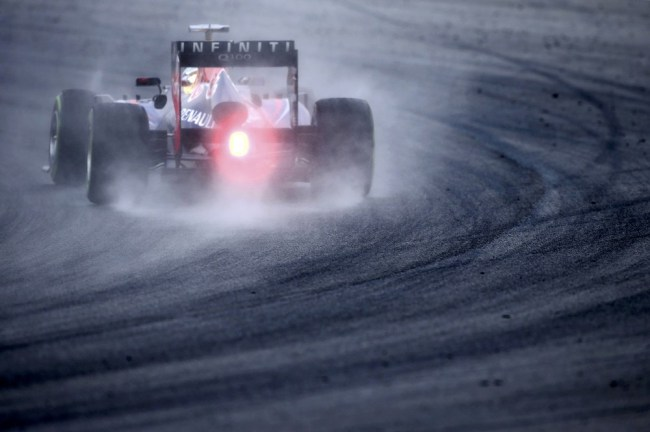 Wearing: Teams complaining about the tyres is nothing new (Picture: Reuters)