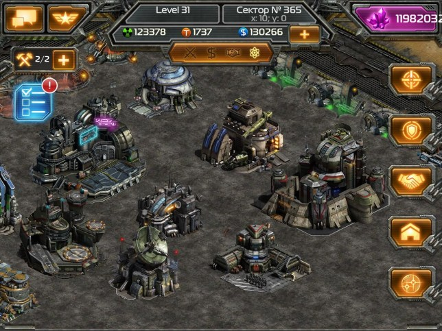 Total Domination: Reborn – old school commandeering and conquering
