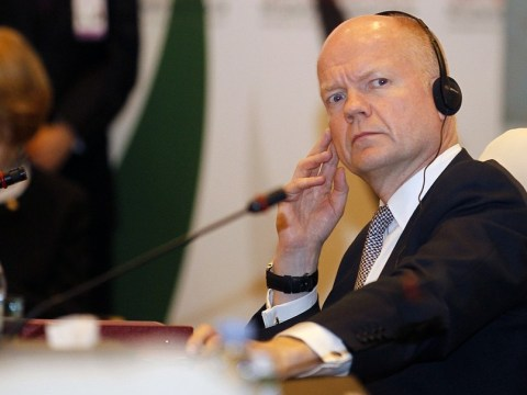 William Hague: 'No decision' by UK over arming Syria rebels