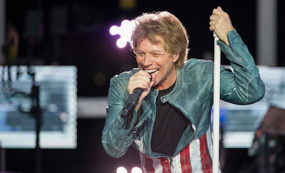 Bon Jovi bring Isle of Wight Festival 2013 to a close
