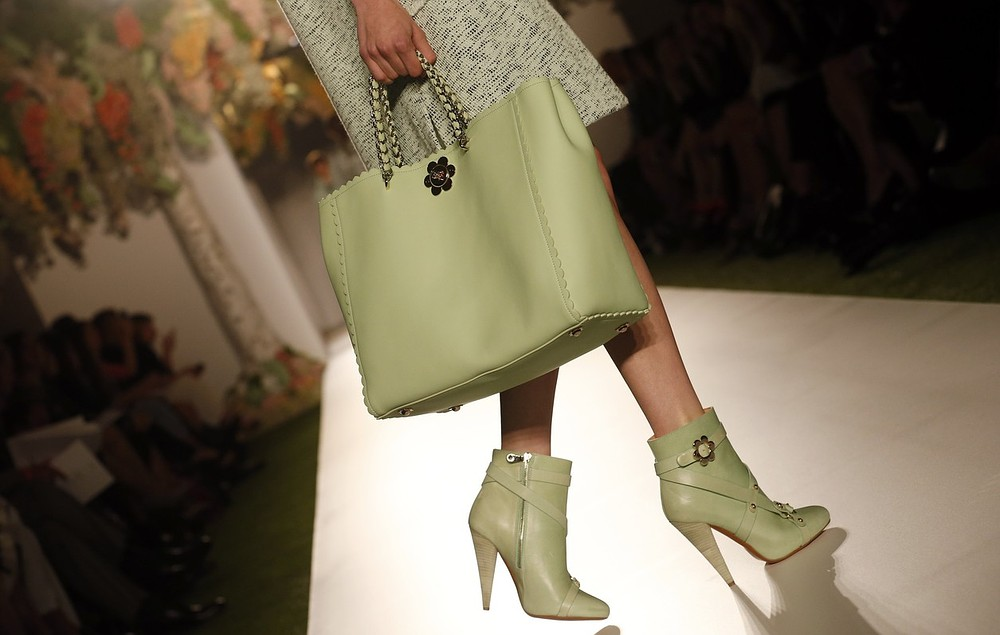 You'll save a lot of money if you restore your designer handbag rather than replace it (Picture: Reuters)